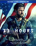 13 Hours2-Disc Bluray