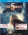 The 5th Wave Target Exclusive Bonus DVD