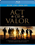 Act of Valor Combo Pack DVD