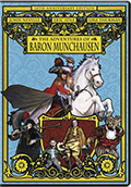The Adventures of Baron Munchausen 20th Anniversary Edition DVD