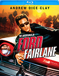 The Adventures of Ford Fairlane Bluray