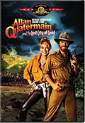 Allan Quartermain and the Lost City of Gold DVD