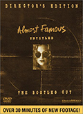 Almost Famous Bootleg Cut Director's Edition DVD