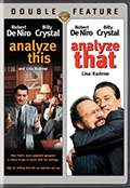 Analyze This Double Feature DVD
