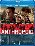 Anthropoid Bluray