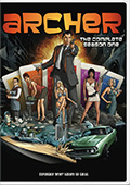 Archer: Season 1 DVD