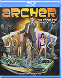 Archer: Season 1 Bluray