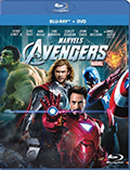 The Avengers Bluray