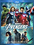 The Avengers Target Exclusive Bonus Bluray