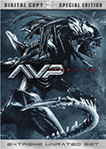Aliens vs. Predator: Requiem Extreme Unrated Edition DVD