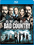 Bad Country Bluray