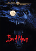 Bad Moon Warner Archive Collection DVD