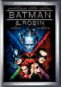 Batman and Robin Special Edition DVD