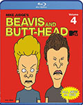 Beavis and Butt-Head- The Mike Judge Collection Volume 4 Bluray