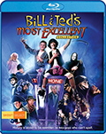 Bill and Ted's Most Excellent Collection Bluray