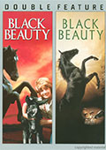 Black Beauty Double Feature DVD