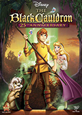 Black Cauldron 25th Anniversary Edition DVD