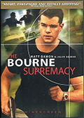 The Bourne Supremacy Widescreen DVD