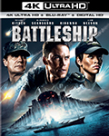 Battleship UltraHD Bluray