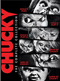 Chucky The Complete Collection DVD
