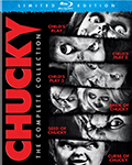 Chucky The Complete Collection Bluray