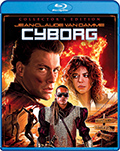 Cyborg Collector's Edition Bluray