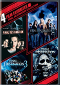 Final Destination 4 Film DVD