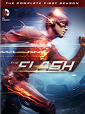 The Flash: Season 1 DVD