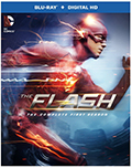 The Flash: Season 1 Bluray