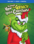 How the Grinch Stole Christmas Ultimate Edition Bluray