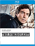 The Living Daylights Bluray