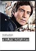 The Living Daylights Re-release DVD