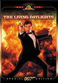 The Living Daylights Special Edition DVD
