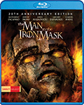 The Man in the Iron Mask (1998) 20th Anniversary Edition Bluray
