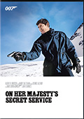 On Her Majesty's Secret Service Re-release DVD