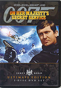 On Her Majesty's Secret Service Ultimate Edition DVD