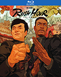 Rush Hour Trilogy Bluray
