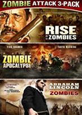 Zombie Attack 3-Pack DVD