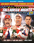 Talladega Nights Big Hairy American Winning Edition Bluray
