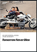 Tomorrow Never Dies Re-release DVD