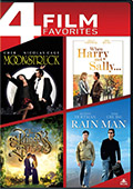 4 Film Favorites DVD